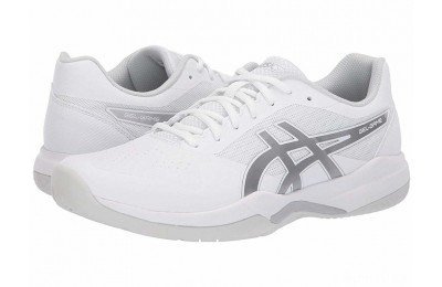 ASICS Gel-Game 7 White/Silver - SALE
