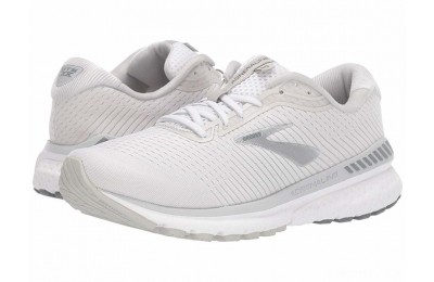 Brooks Adrenaline GTS 20 White/Grey/Silver - SALE