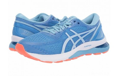 ASICS GEL-Nimbus® 21 Blue Coast/Skylight - SALE