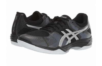 ASICS GEL-Tactic® Black/Silver - SALE