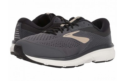 Brooks Dyad 10 Grey/Black/Tan - SALE