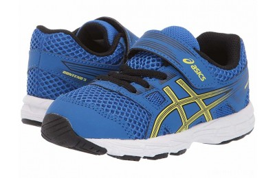 ASICS Kids Gel-Contend TS (Toddler) Illusion Blue/Lemon - SALE