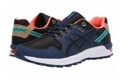 ASICS Tiger Gel-Citrek Black/Blue - SALE