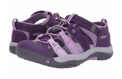 Keen Kids Newport H2 (Little Kid/Big Kid) Majesty/Lupine