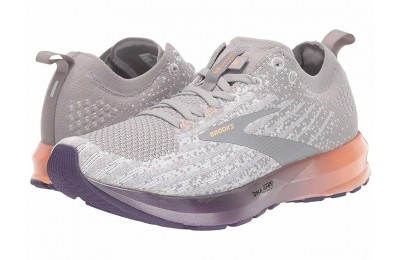 Brooks Levitate 3 White/Purple/Cantaloupe - SALE