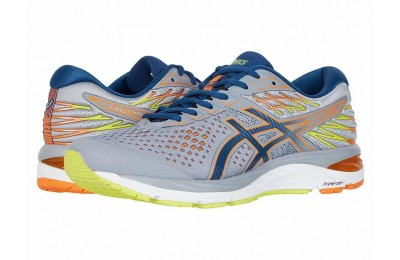 ASICS GEL-Cumulus® 21 Sheet Rock/Mako Blue - SALE