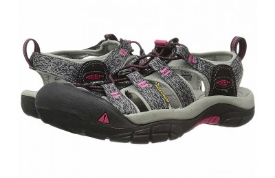 Keen Newport H2 Black/Bright Rose