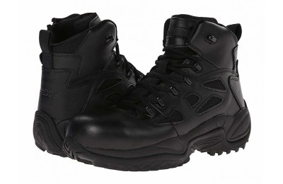 "Reebok Work Rapid Response 6"" CT Black - SALE"