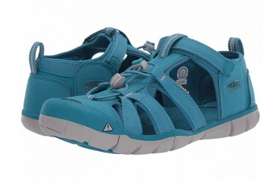Keen Kids Seacamp II CNX (Little Kid/Big Kid) Tahitian Tide