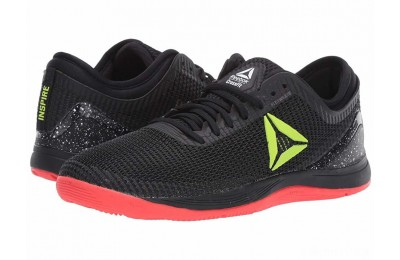 Reebok Crossfit Nano 8.0 Black/Neon Red/Neon Lime - SALE