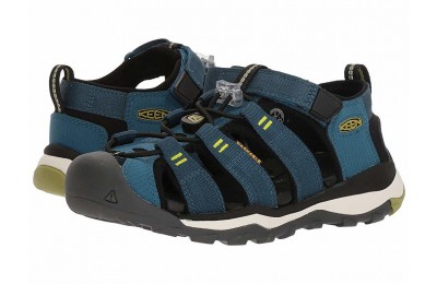 Keen Kids Newport Neo H2 (Little Kid/Big Kid) Legion Blue/Moss