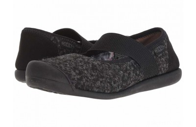 Keen Sienna MJ Wool Black/Steel Grey