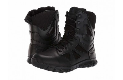 "Reebok Work 8"" Sublite Cushion Tactical Black - SALE"