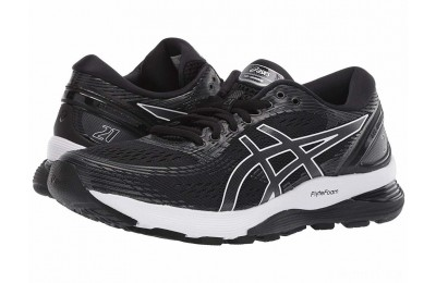 ASICS GEL-Nimbus® 21 Black/Dark Grey - SALE