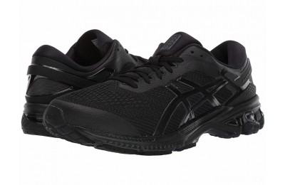 ASICS GEL-Kayano® 26 Black/Black - SALE