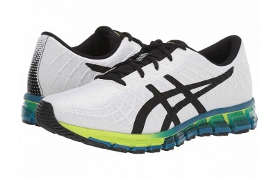 ASICS GEL-Quantum 180 4 White/Safety Yellow - SALE