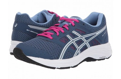 ASICS GEL-Contend® 5 Grand Shark/White - SALE