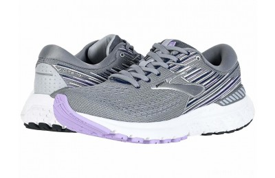 Brooks Adrenaline GTS 19 Grey/Lavender/Navy - SALE