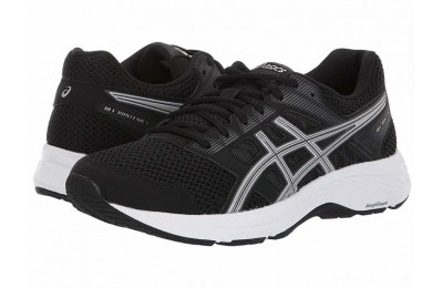 ASICS GEL-Contend® 5 Black/Silver - SALE