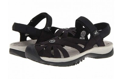 Keen Rose Sandal Black/Neutral Gray