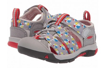 Keen Kids Newport H2 (Toddler) Paloma Beach Balls