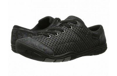 Keen Mercer Lace II CNX Black