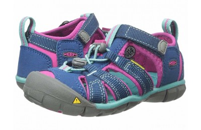 Keen Kids Seacamp II CNX (Toddler/Little Kid) Poseidon/Very Berry
