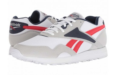 Reebok Lifestyle Rapide MU Skull Grey/White/Collegiate Navy/Primal Red - SALE