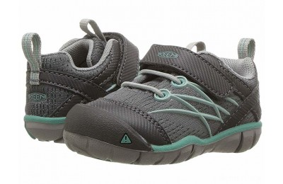 Keen Kids Chandler CNX (Toddler) Steel Grey/Wasabi