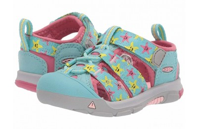 Keen Kids Newport H2 (Toddler) Tibetan Stone Starfish