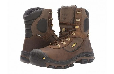 Keen Utility Leavenworth 400g Cascade Brown