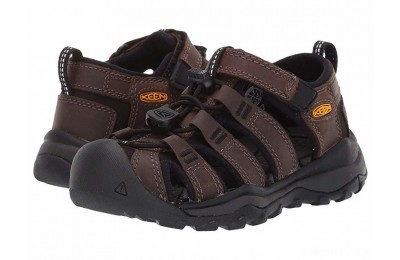 Keen Kids Newport Neo Premium (Toddler/Little Kid) Dark Brown