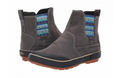 Keen Elsa II Chelsea Waterproof Steel Grey/Raven