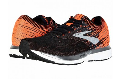 Brooks Ricochet Black/Orange/Ebony - SALE