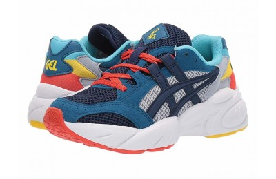 ASICS Kids Gel-Bnd (Big Kid) Blue Expanse/Blue - SALE