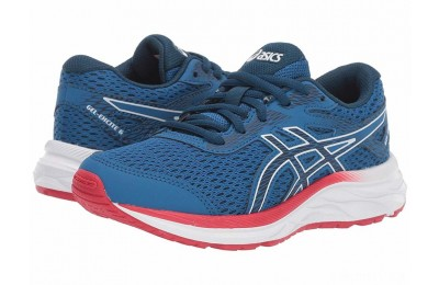 ASICS Kids Gel-Excite 6 (Little Kid/Big Kid) Lake Drive/Midnight - SALE