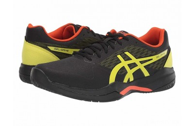 ASICS Gel-Game 7 Black/Sour Yuzu - SALE
