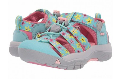 Keen Kids Newport H2 (Toddler/Little Kid) Tibetan Stone Starfish