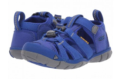 Keen Kids Seacamp II CNX (Toddler/Little Kid) Bright Blue