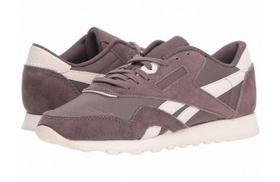 Reebok Lifestyle Classic Nylon Almost Grey/Pale Pink - SALE