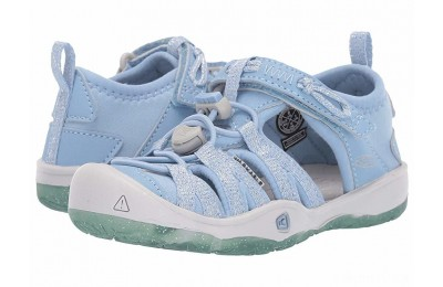 Keen Kids Moxie Sandal (Toddler/Little Kid) Powder Blue/Vapor