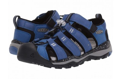 Keen Kids Newport Neo H2 (Little Kid/Big Kid) Galaxy Blue/Paloma