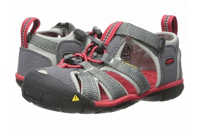 Keen Kids Seacamp II CNX (Toddler/Little Kid) Magnet/Racing Red