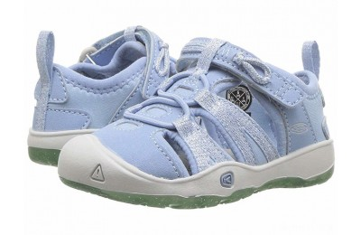 Keen Kids Moxie Sandal (Toddler) Powder Blue/Vapor