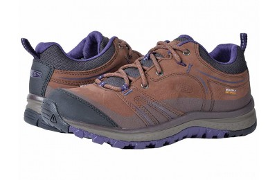Keen Terradora Leather Waterproof Scotch/Mulch