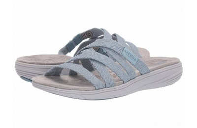 Keen Damaya Slide Sterling Blue/Dress Blue