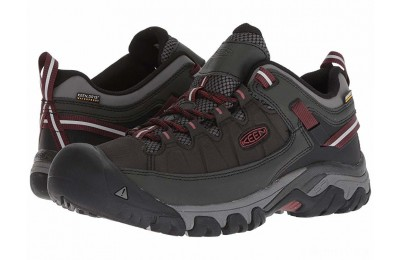 Keen Targhee Exp WP Raven/Fried Brick