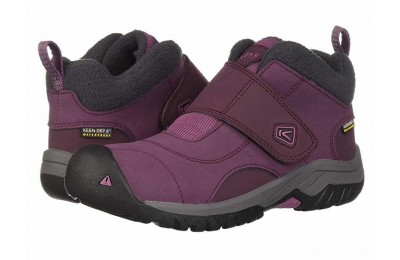 Keen Kids Kootenay II WP (Little Kid/Big Kid) Winetasting/Tulipwood