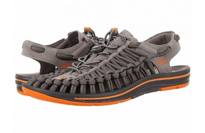 Keen Uneek Flat Gargoyle/Burnt Orange