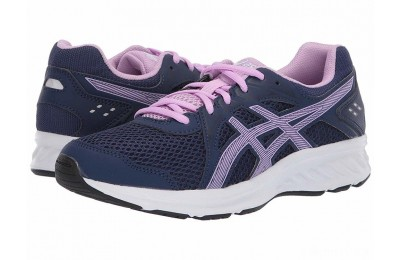 ASICS Kids Jolt 2 GS (Big Kid) Indigo Blue/Astral - SALE